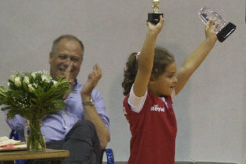 Έπεσε η αυλαία στο 20ο Τουρνουά «Αγγέλα Μικεδάκη»