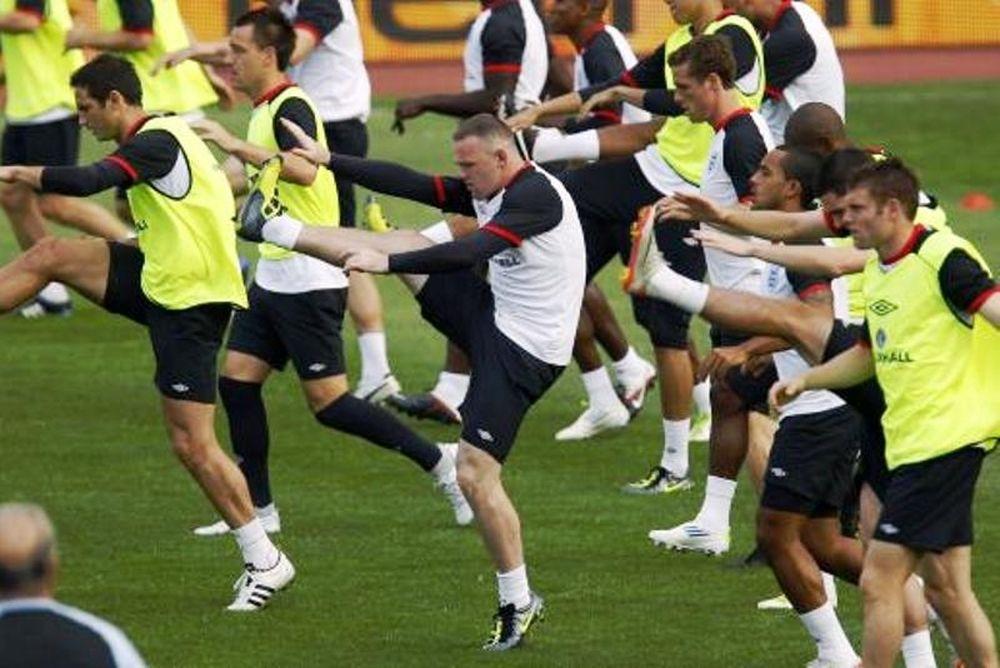 Euro 2012: Στο Άουσβιτς η Αγγλία
