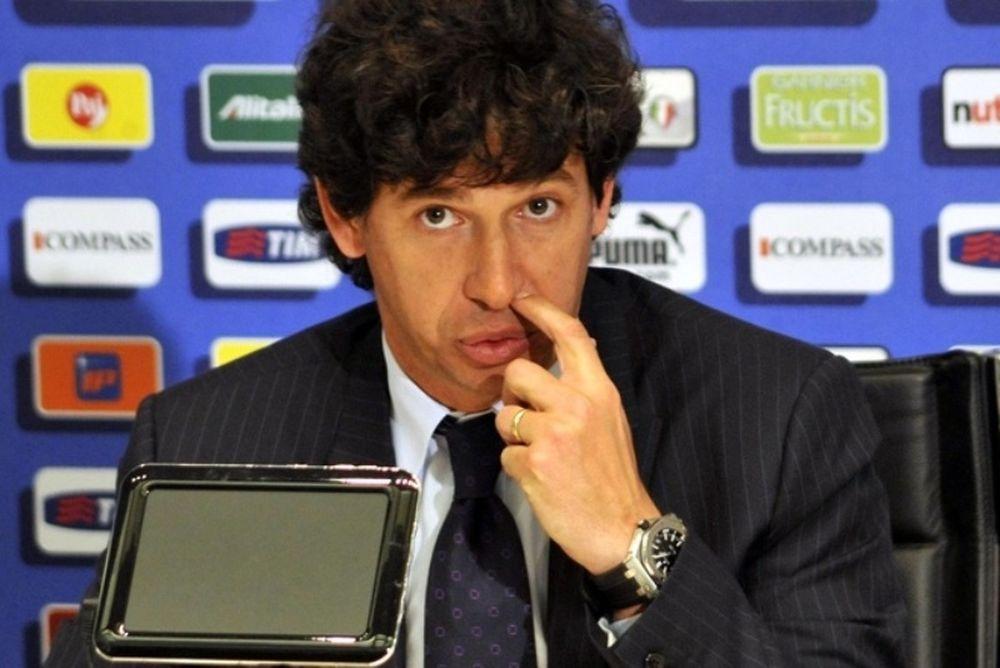 Euro 2012: Αλμπερτίνι: «Δεν θα επηρεαστούμε από τίποτα»