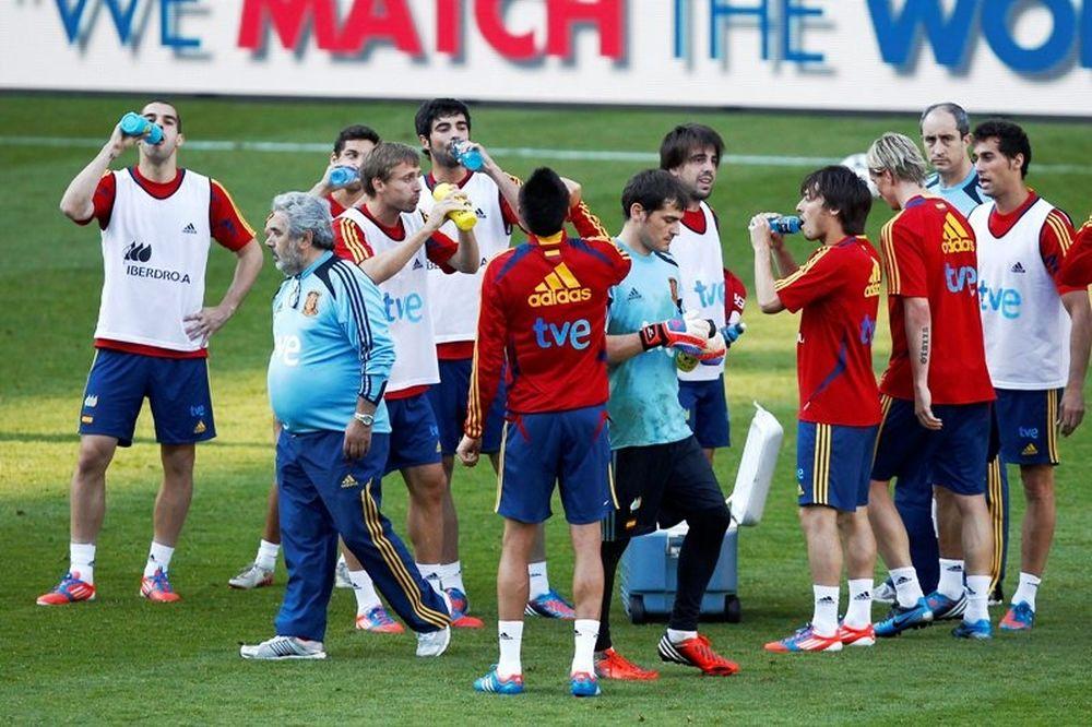 Euro 2012: Με το… γούρι της η Ισπανία