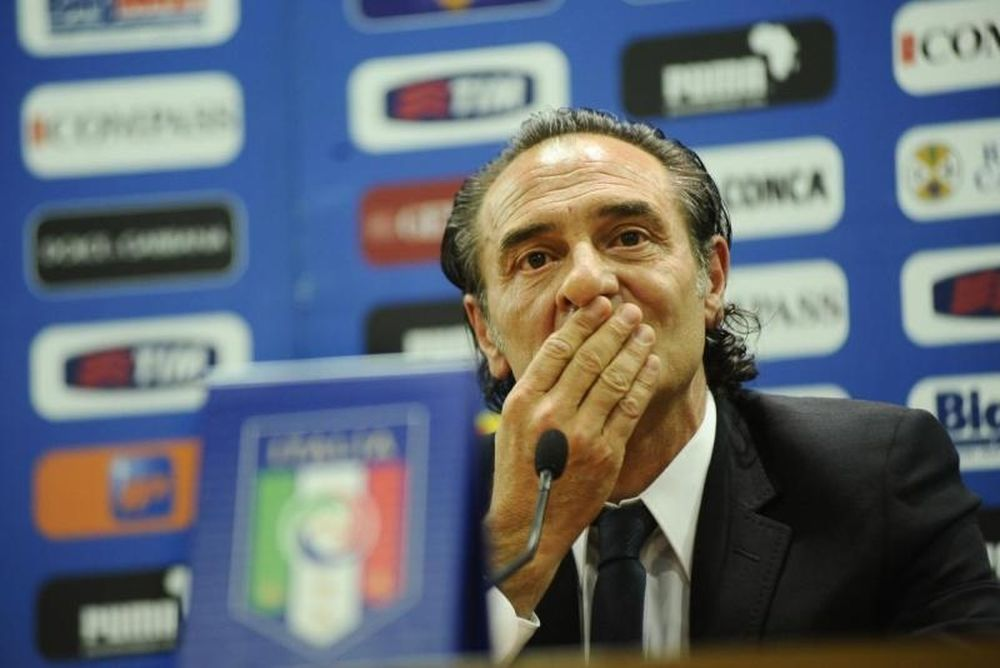 Euro 2012: Πραντέλι: «Να καθαρίσουμε το ποδόσφαιρο»