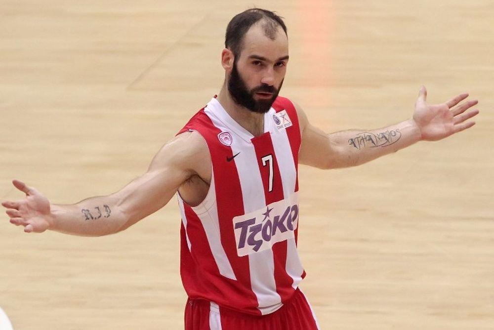 Ο Most Vassilis (Spanoulis) Player της Ευρωλίγκας (video)