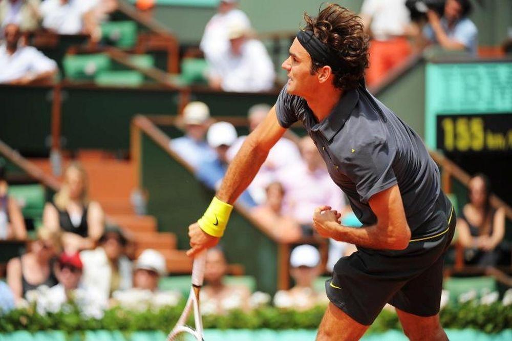 Roland Garros: Προκρίσεις για Τζόκοβιτς και Φέντερερ