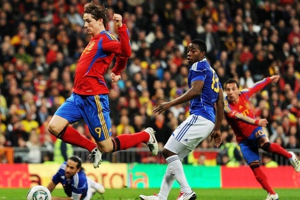 Euro 2012: Τόρες: «Τα πάντα για τον τίτλο»