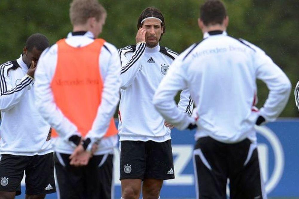 Euro 2012: Και η Γερμανία στο Άουσβιτς