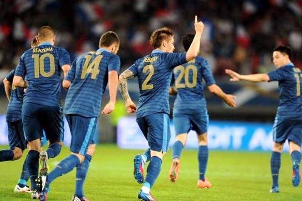 Euro 2012: Πρόβα… Αγγλίας για Γαλλία