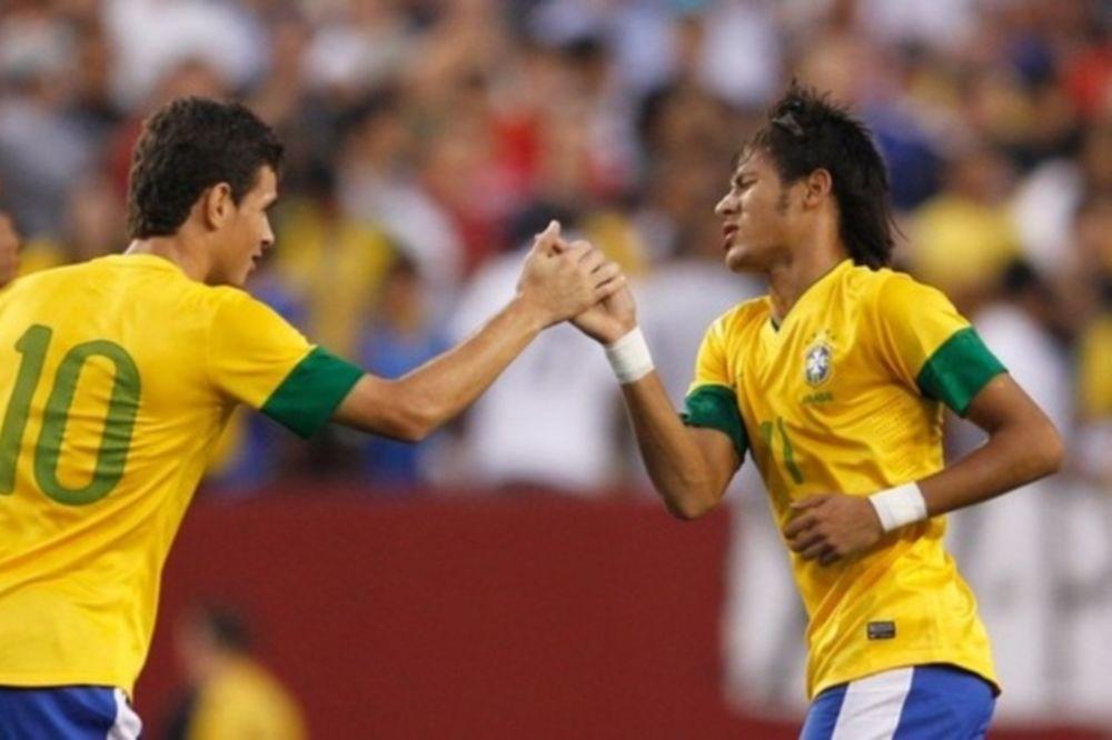 Βόλτα για τη Βραζιλία στο «FedExField»