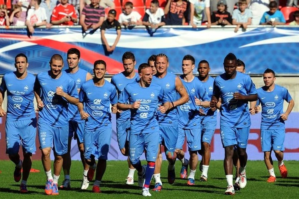 Euro 2012: Κοσιελνί: «Η χειρότερη αντίπαλος η Αγγλία»