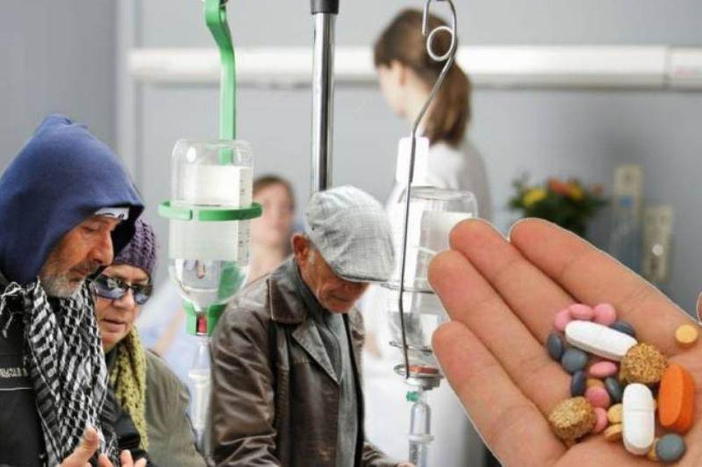Χιλιάδες ασθενείς χωρίς φάρμακα!