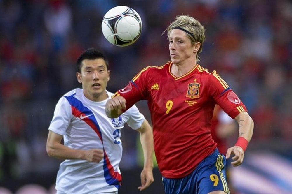 Euro 2012: Θέλει πολλά γκολ ο Τόρες