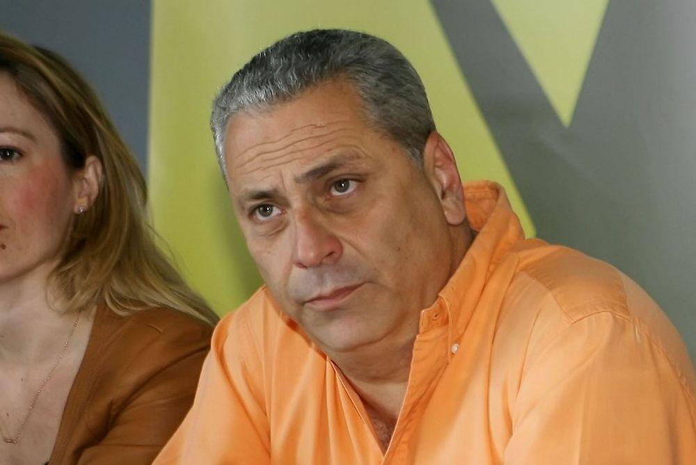 Συνέντευξη Τύπου του Δημητρέλου για τη μη αδειοδότηση της ΑΕΚ
