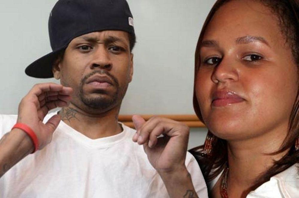 Ο Άιβερσον κατηγορεί την πρώην σύζυγό του για ληστεία!