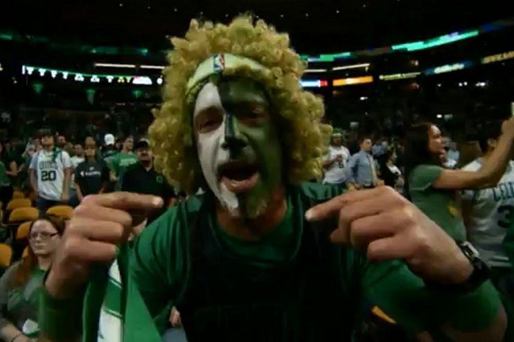 Οι πιο τρελοί οπαδοί του ΝΒΑ (video)