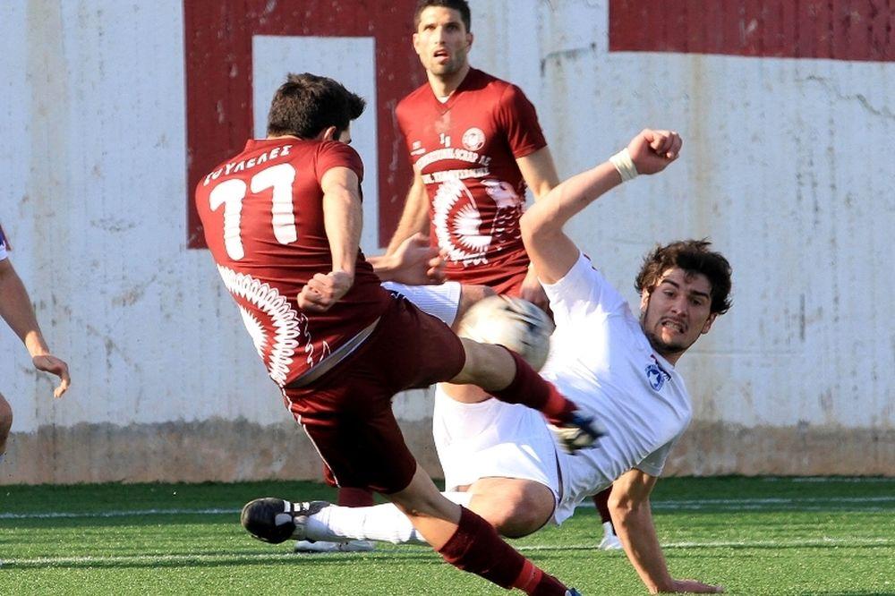 Φιλική νίκη (7-5) για Αστέρα Μαγούλας