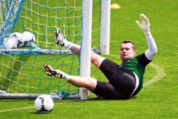 Euro 2012: Επέστρεψε στις προπονήσεις ο Γκίβεν