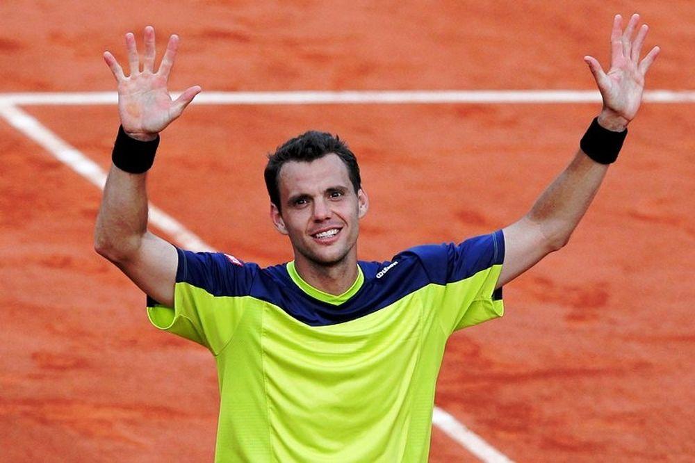 Ρεκόρ στα games στo Roland Garros