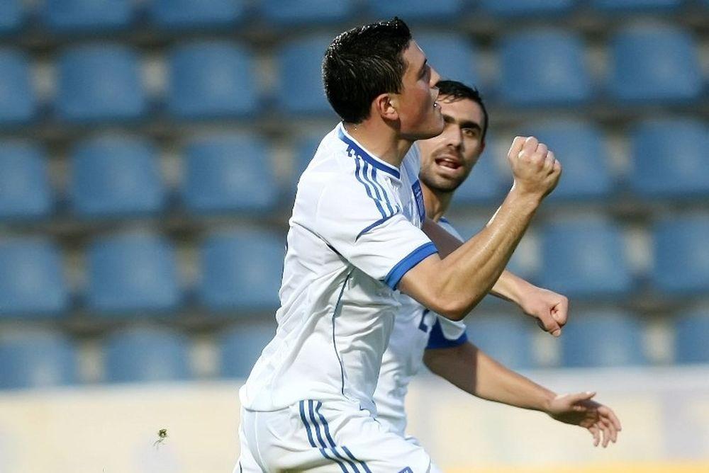 Κ. Παπαδόπουλος: «Μπορούμε να βγάλουμε ωραία πράγματα στο γήπεδο»
