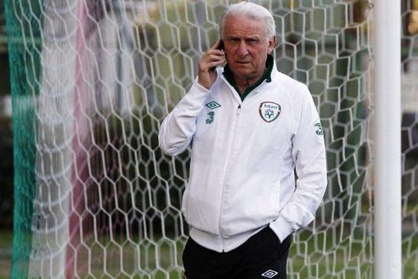 Euro 2012: Καμία ανησυχία με Γκίβεν
