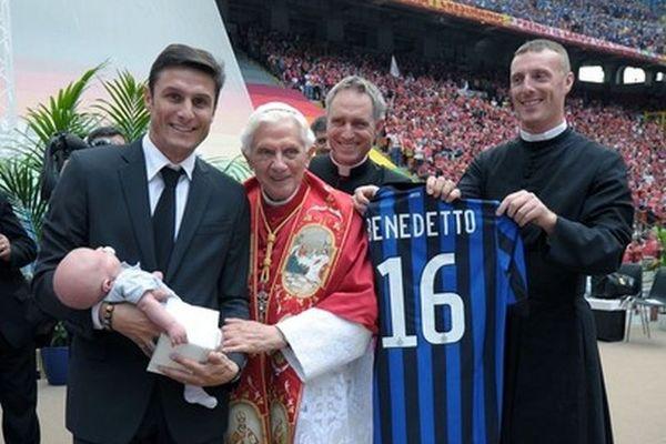 Στον Πάπα η Ίντερ