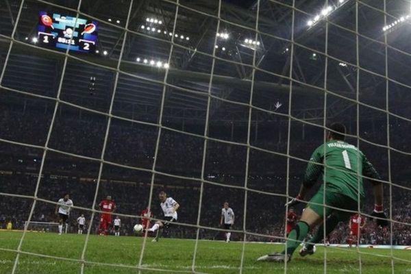 Euro 2012: Ευτυχισμένος ο Βολκάν