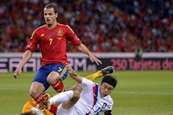 Euro 2012: Αντούριθ: «Άξιζε ο Σολδάδο να είναι στο Euro»