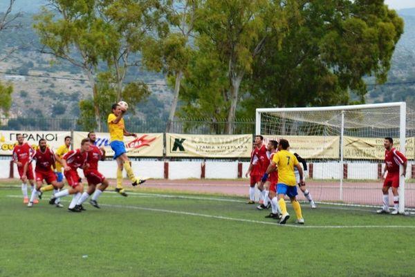 Θύελλα Αμπελοκήπων-Διλινάτα 5-0