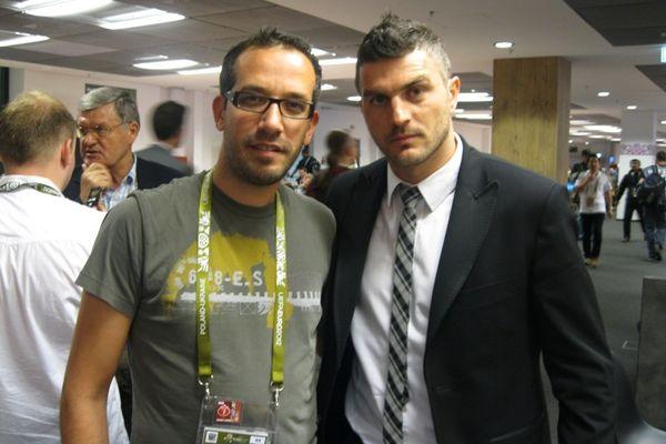 Euro 2012: Ζεβλάκοφ στο Onsports: «Είναι ισοδύναμες ομάδες Ελλάδα και Πολωνία»