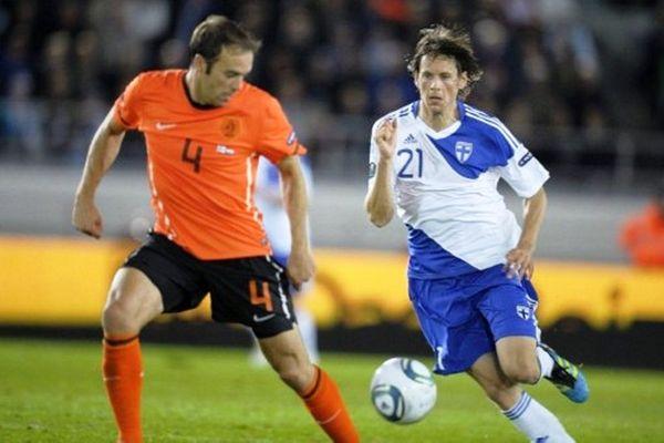Euro 2012: Με Ματάισεν και Σνάιντερ η Ολλανδία