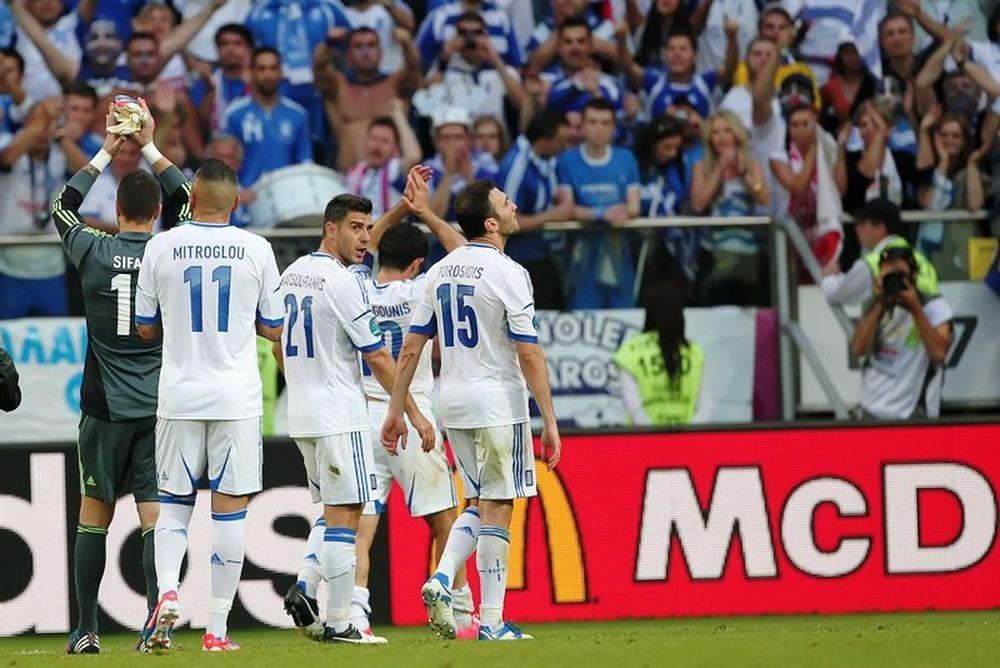 Euro 2012: Όλα τα σενάρια πρόκρισης για την Ελλάδα