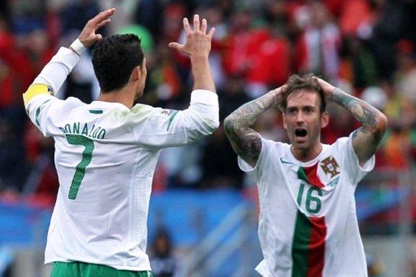 Euro 2012: Θέλει νίκη για Ρονάλντο ο Μεϊρέλες