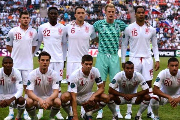 Euro 2012: Η γκάφα του Τζόνσον