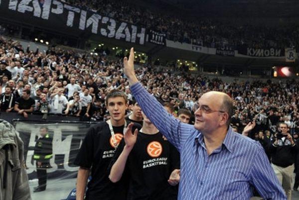 Βουγιόσεβιτς: «Δεν επιστρέφω στην Παρτιζάν»