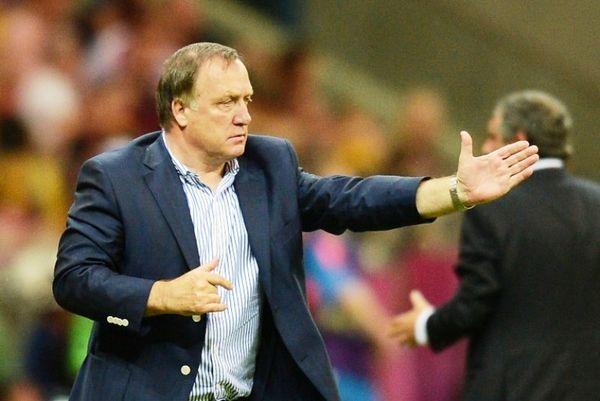 Euro 2012: Άντβοκαατ: «Κάναμε μεγάλο παιχνίδι»