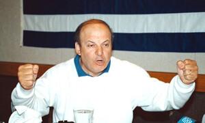 Σαν σήμερα «έφυγε» ο Αλκέτας Παναγούλιας: Ο άνθρωπος που μεγάλωσε την Εθνική Ελλάδας (video+photos)