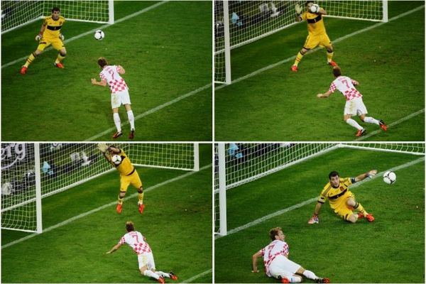 Euro 2012: Βλέπει… εφιάλτες ο Ράκιτιτς!