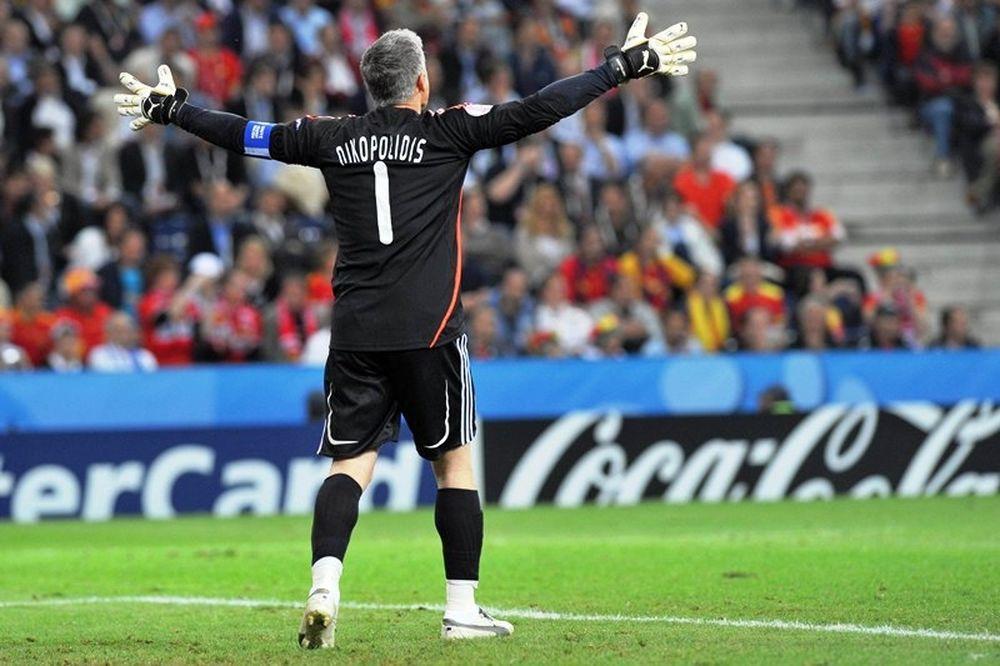 Euro 2012: Νικοπολίδης: «Η πίεση στη Γερμανία»
