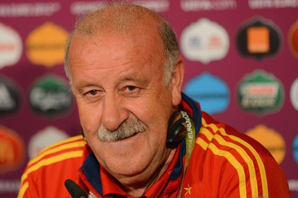 Euro 2012: Ντελ Μπόσκε: «Φανταστική ομάδα η Γερμανία»