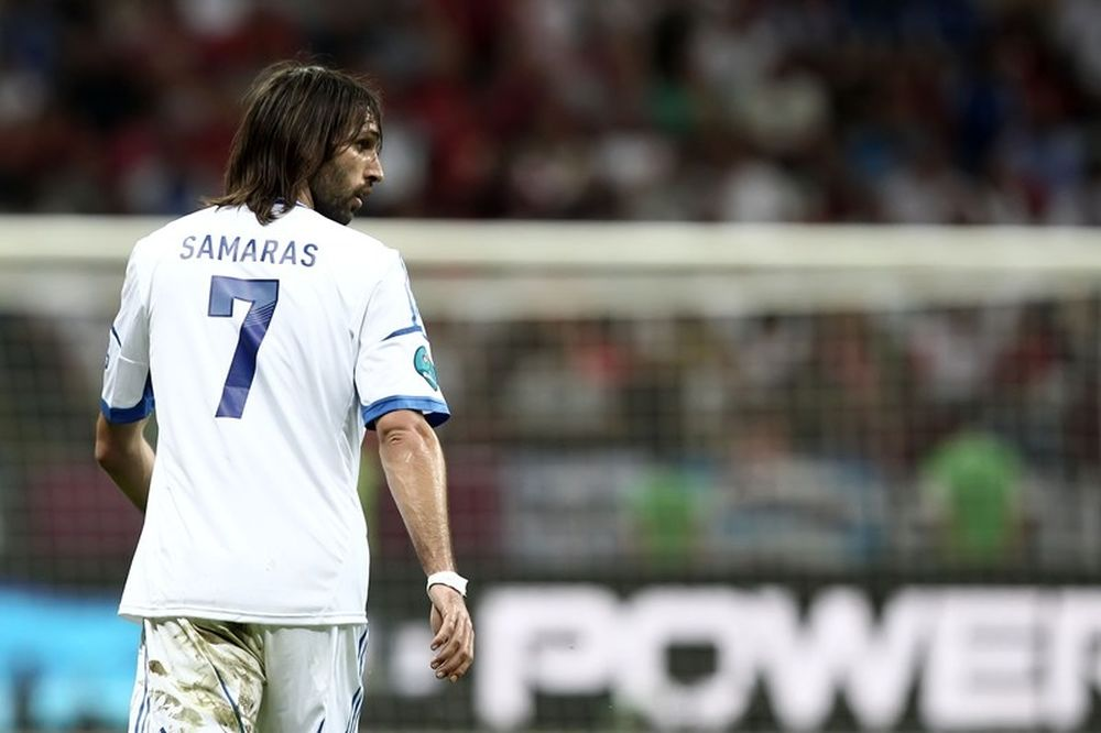 Euro 2012: Στράιτερ: «Μόνο ο... Γιώργος Σαμαράς θα είναι στο γήπεδο»