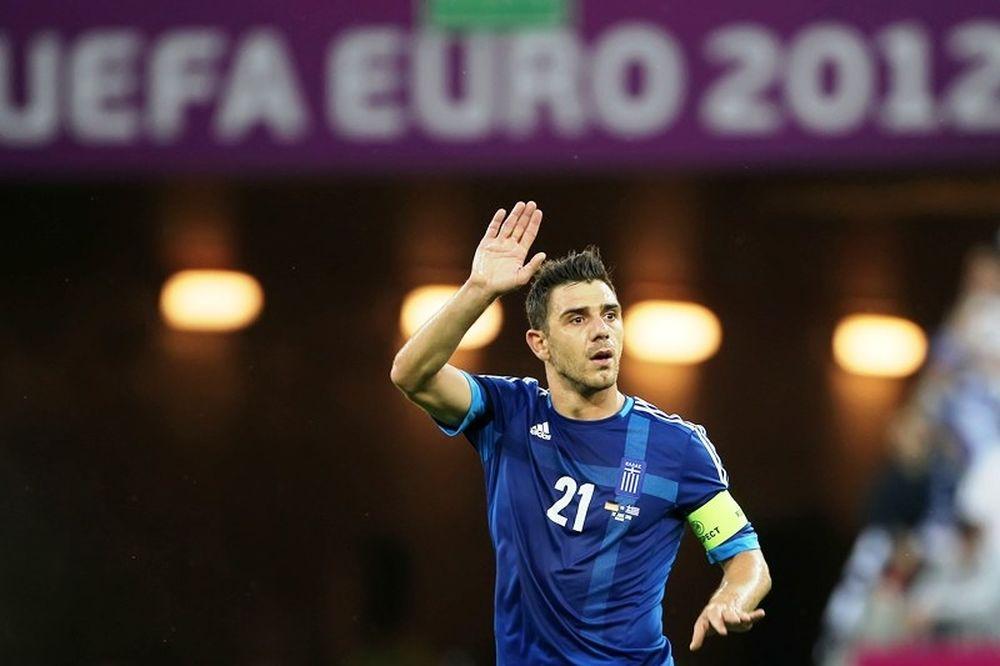 Euro 2012: Κατσουράνης: «Ίσως σταματήσω από την Εθνική»