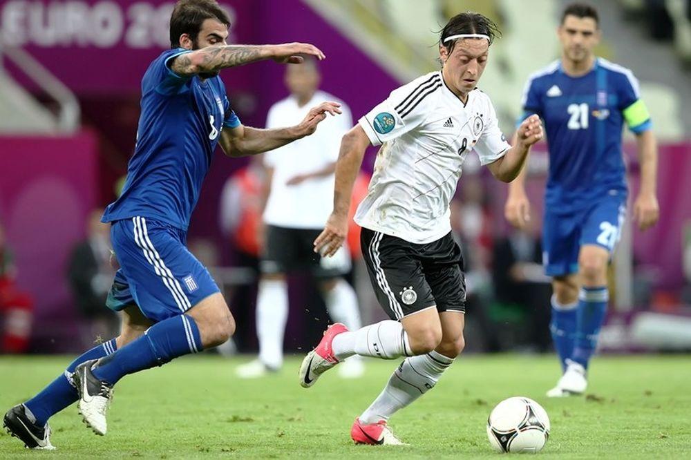 Euro 2012: Οζίλ: «Αξίζαμε την πρόκριση»