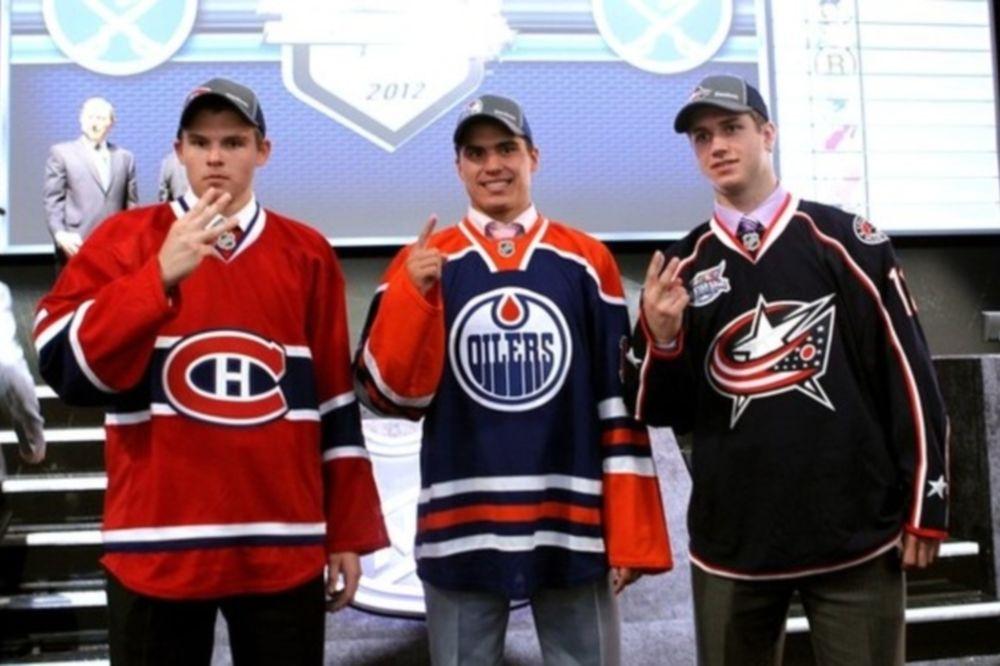 Το ντραφτ του NHL