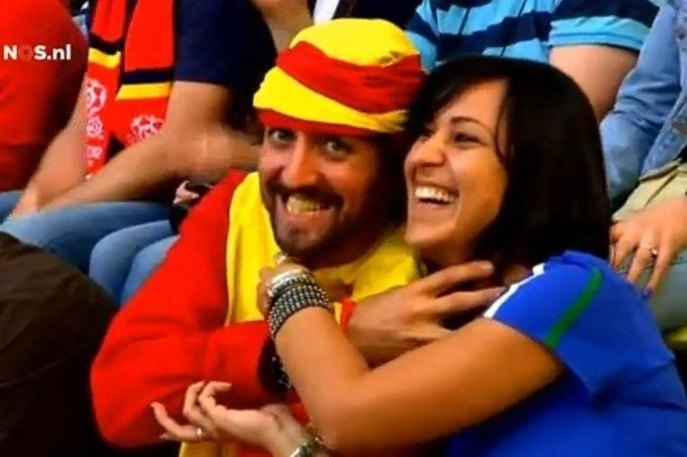 Οι αστείες στιγμές του Euro 2012 (video)