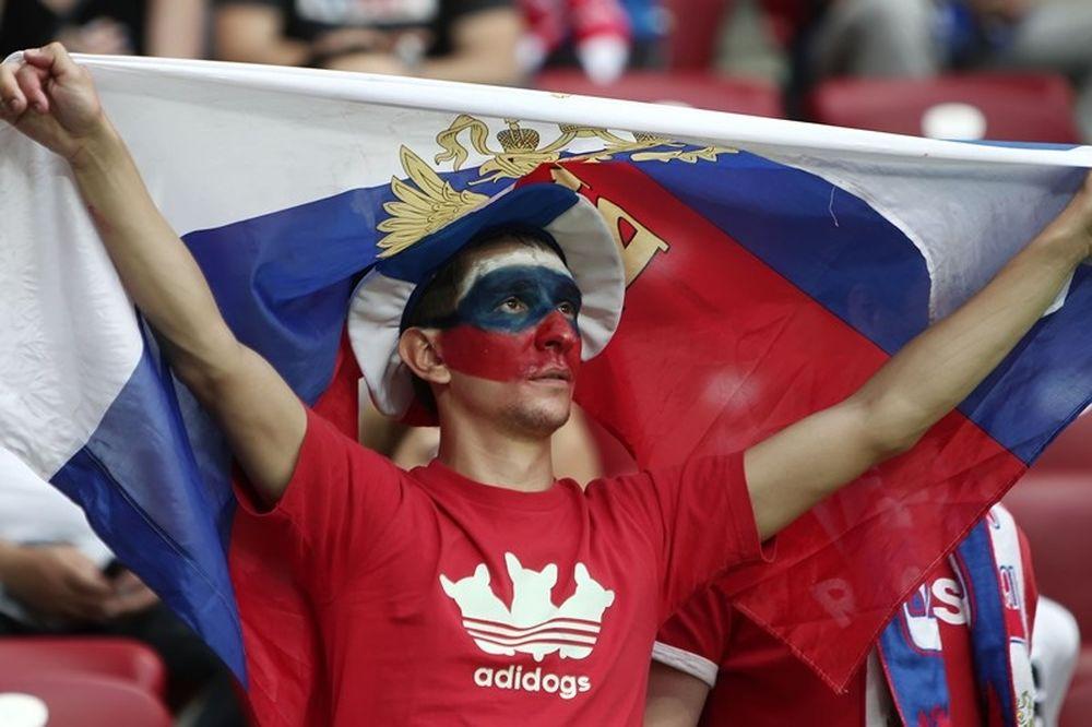 Euro 2012: Πρόστιμο 35.000 ευρώ στην Ρωσία από UEFA
