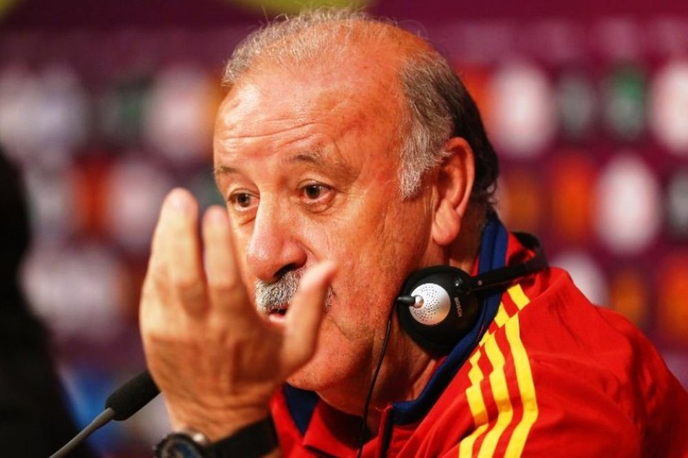 Euro 2012: Φοβάται τον Ριμπερί ο Ντελ Μπόσκε
