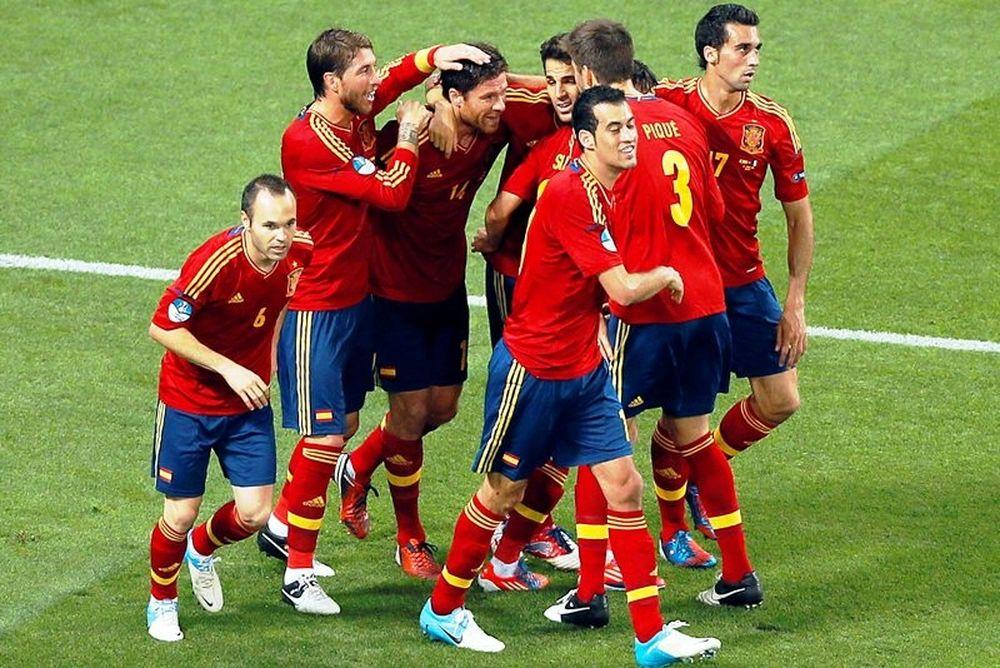 Euro 2012: «Καθάρισε» ο Αλόνσο για Ισπανία (photos+video)