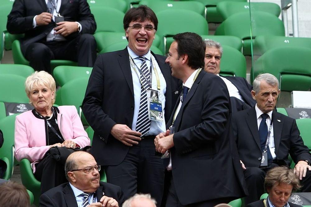 Θεοδωρίδης: «Ευχάριστη η παρουσία της Ελλάδας στο Euro»