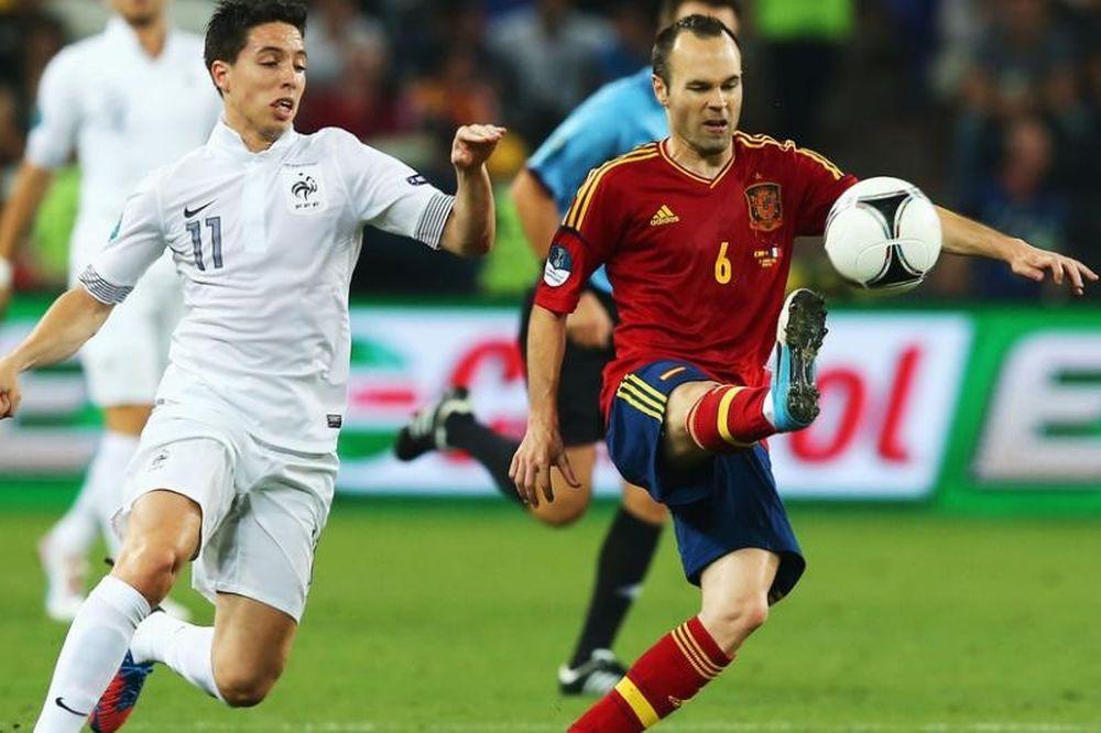 Euro 2012: Έβρισε δημοσιογράφο ο Νασρί!