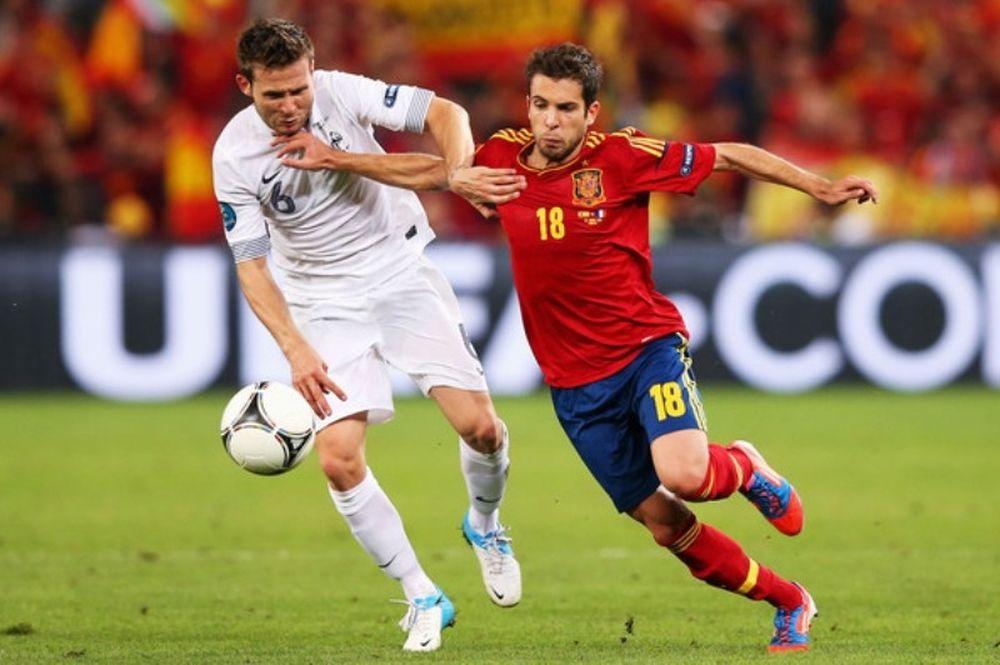 Euro 2012: Καμπάιγ: «Δεν ντρεπόμαστε για την απόδοσή μας»