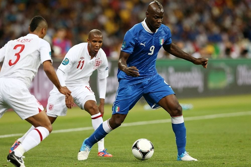Euro 2012: Η... πρωτιά της Ιταλίας