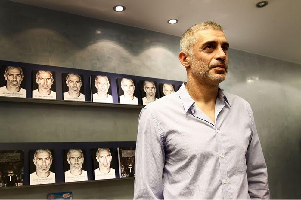 Νικοπολίδης: «Ο... άνθρωπος Αντώνης» (video)